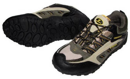 Дамски Туристически Обувки GUGGEN MOUNTAIN Highroad Leather Trekking Shoes 200903a Highroad Leather  изображение 2