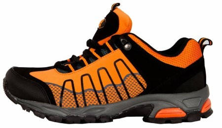 Дамски Туристически Обувки GUGGEN MOUNTAIN Hiking Boots Softshell Trekking Shoes 200894 T002-Orange изображение 3