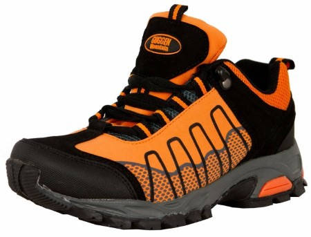 Дамски Туристически Обувки GUGGEN MOUNTAIN Hiking Boots Softshell Trekking Shoes 200894 T002-Orange изображение 9