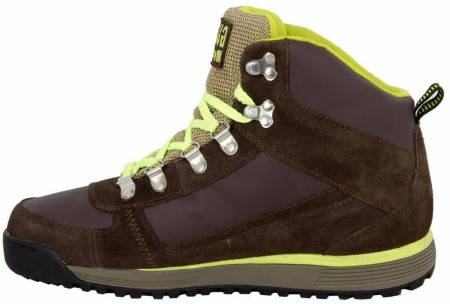 Мъжки Туристически Обувки GUGGEN MOUNTAIN Hiking Boots Trekking Shoes 101464a M010-Yellow изображение 4