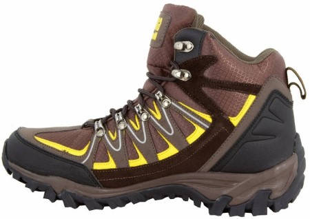Мъжки Туристически Обувки GUGGEN MOUNTAIN Mountain Boots Trekkingshoes 101462 M009-Brown изображение 2
