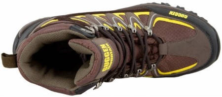 Мъжки Туристически Обувки GUGGEN MOUNTAIN Mountain Boots Trekkingshoes 101462 M009-Brown изображение 7