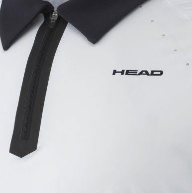 Мъжка Тениска HEAD Performance M SS16 503125 811146 WHITE изображение 3