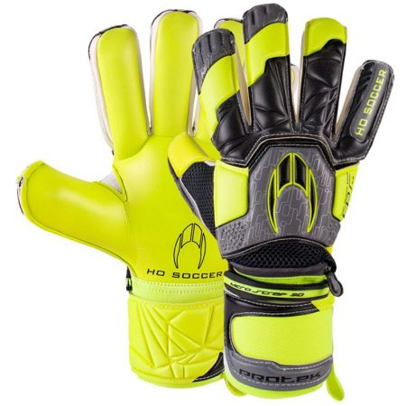 Вратарски Ръкавици HO SOCCER Protek Negative Power Lime SS19 514629 051.0704