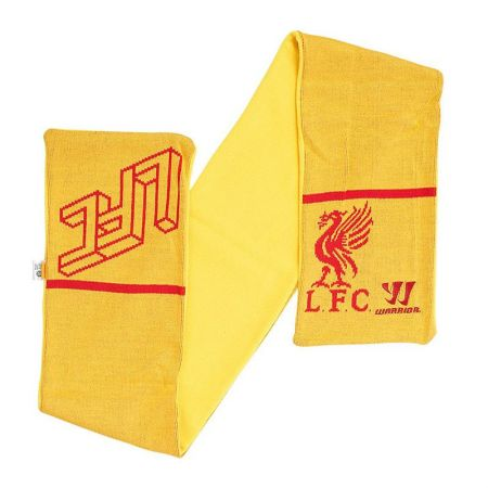 Шал WARRIOR Liverpool Fan Scarf The Kop 509307 WSAM415-CYL