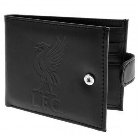Портфейл LIVERPOOL Embossed Leather Wallet 501146 l34antliv-2742