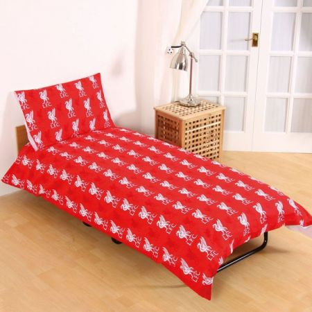Спално Бельо LIVERPOOL Reversible Single Duvet Set FA 504165 13629 изображение 2