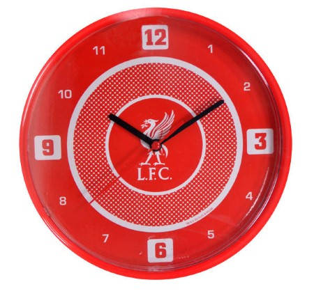 Стенен Часовник LIVERPOOL Wall Clock BE 501485 12238