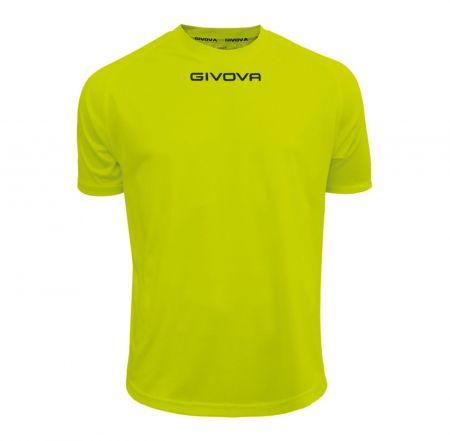 Мъжка Тениска GIVOVA Shirt One ML 0019 509216