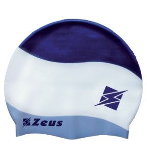 Шапка За Плуване ZEUS Cuffia Trikolor 506947