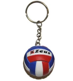 Ключодържател Zeus Keychain Volley 507435 Keychain Volley