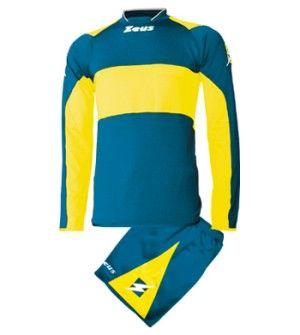 Футболен Екип ZEUS Kit Boca 0209 505830 Kit Boca
