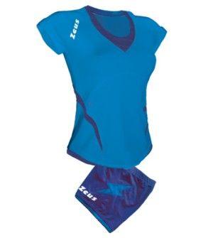 Дамски Волейболен Екип ZEUS Kit Manila 0201 506090 Kit Manila