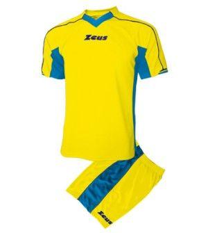 Детски Футболен Екип ZEUS Kit Poseidon 0902 505521