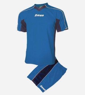 Детски Футболен Екип ZEUS Kit Poseidon 0201 505522