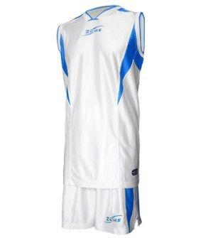 Баскетболен Екип ZEUS Kit Sante 510134