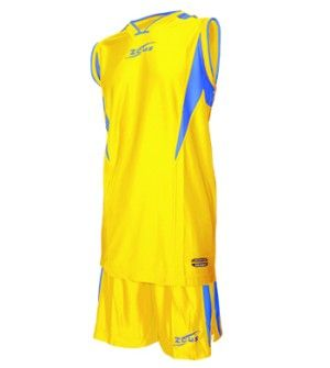 Баскетболен Екип ZEUS Kit Sante 510137