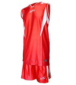 Баскетболен Екип ZEUS Kit Sante 510139