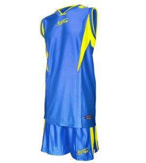 Баскетболен Екип ZEUS Kit Sante 510141