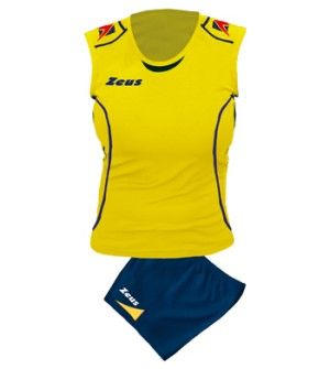 Дамски Волейболен ZEUS Екип Kit Volley Donna Fauno 0901 506068 Kit Volley Donna Fauno