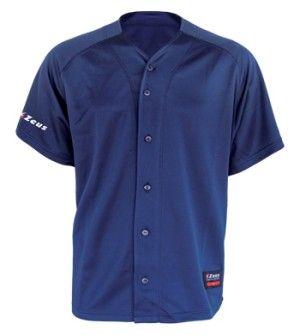 Детска Бейзболна Блуза ZEUS  Maglia Rubin 01 506209  Maglia Rubin