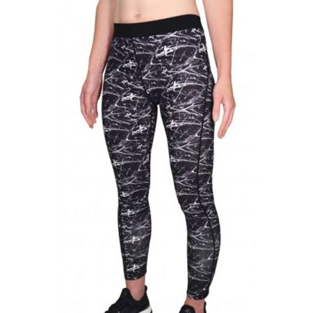 Детски Клин MORE MILE Go For It Printed Womens Running Tights 515023 MM2809