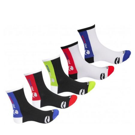 Мъжки Чорапи MORE MILE Piu Miglia Strada (5 Pack) Cycling Socks 515059 PM2577