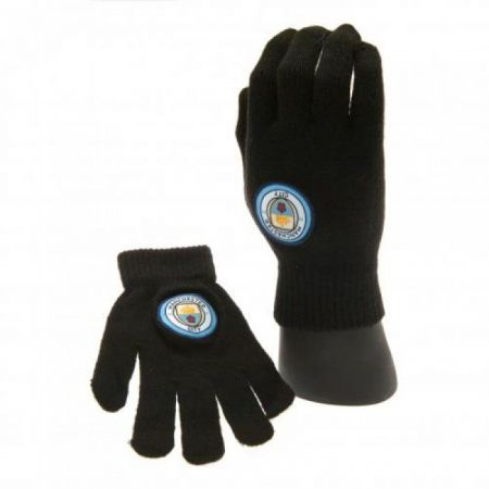 Ръкавици MANCHESTER CITY Knitted Gloves