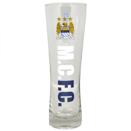 Халба MANCHESTER CITY Tall Beer Glass