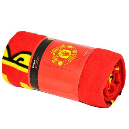 Одеяло MANCHESTER UNITED Fleece Blanket 500283a  изображение 2