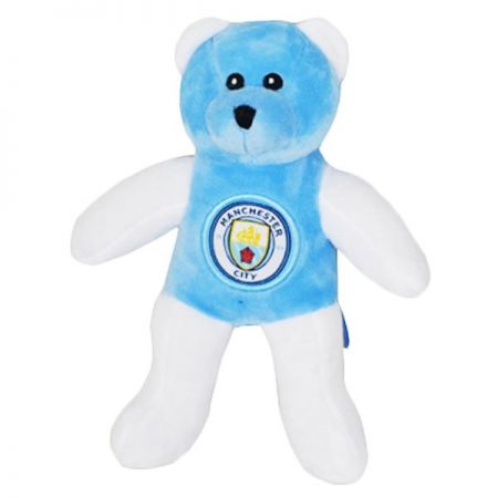 Плюшено Мече MANCHESTER CITY Mini Bear SB 500950 14130