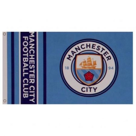 Знаме MANCHESTER CITY Flag WM 500465c  изображение 2