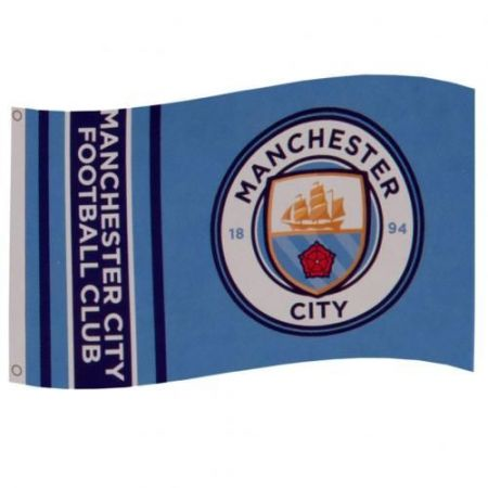 Знаме MANCHESTER CITY Flag WM 500465c