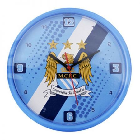 Стенен Часовник MANCHESTER CITY Wall Clock 503725 8865