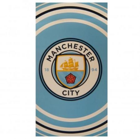 Кърпа MANCHESTER CITY Beach Towel PL 500191b