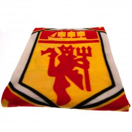 Одеяло MANCHESTER UNITED Fleece Blanket PL 500283 i10flemaupl изображение 2