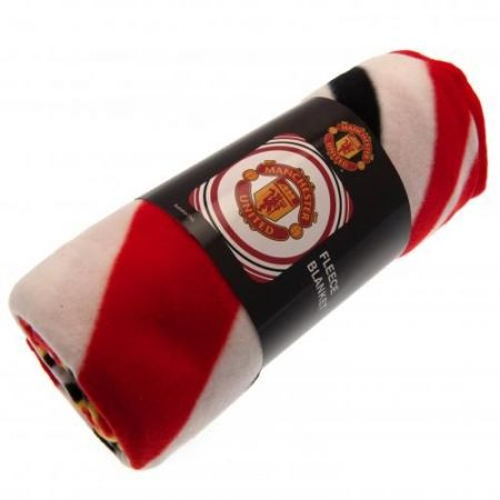 Одеяло MANCHESTER UNITED Fleece Blanket PL 500283 i10flemaupl изображение 3