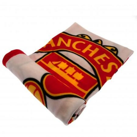 Одеяло MANCHESTER UNITED Fleece Blanket PL 500283 i10flemaupl