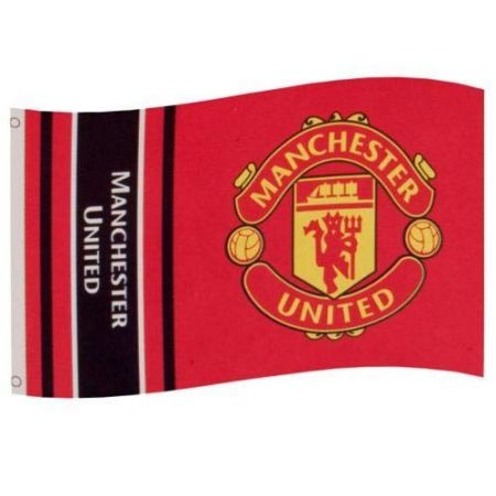 Знаме MANCHESTER UNITED Flag WM 500464e b10flgmauwm