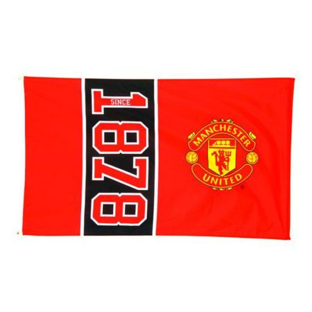 Знаме MANCHESTER UNITED Since Flag 504186 13876-b05flamusn