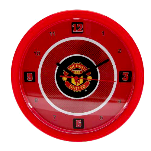 Стенен Часовник MANCHESTER UNITED Wall Clock BE 500064d 12114