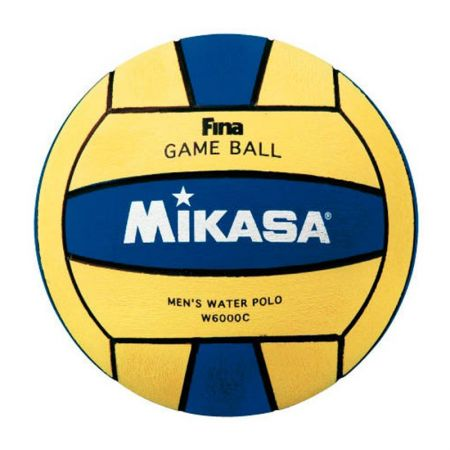 Топка За Водна Топка MIKASA Mens Championship Game Ball W6000C 402268