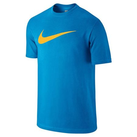Мъжка Тениска NIKE Chest Swoosh T-Shirt 502244 696699-435
