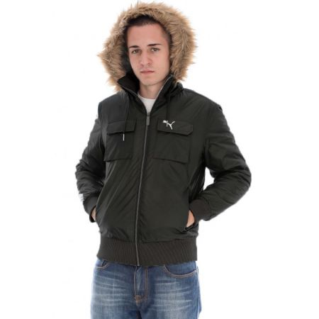 Мъжко Яке PUMA Hooded Bomber Jacket 510525