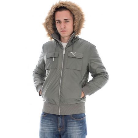 Мъжко Яке PUMA Hooded Bomber Jacket 510524