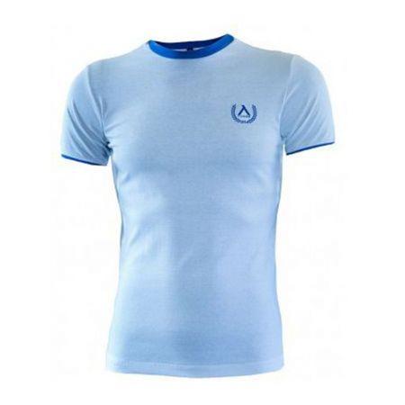Мъжка Фланелка LEVSKI Mens Crest Shirt 503987 258
