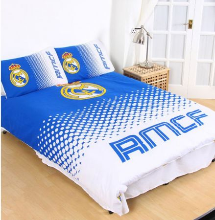 Спално Бельо REAL MADRID Reversible Double Duvet Set FA 504192 13695 изображение 2