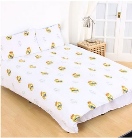 Спално Бельо REAL MADRID Reversible Double Duvet Set FA 504192 13695 изображение 3
