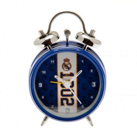 Будилник REAL MADRID Alarm Clock ES 505364