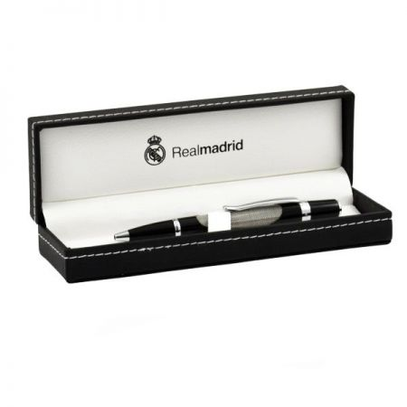 Луксозен Химикал REAL MADRID Executive Luxury Ball Point Pen 503751 5177